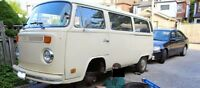 1978 VW Bus Camper rebuild project