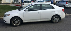2012 Kia Forte EX **57000km**