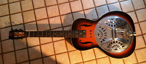 REDUCED - Hound Dog Dobro Model Guitar