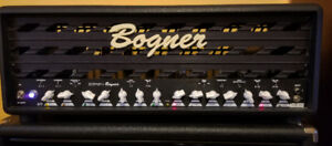 Mint Bogner Ecstasy 101B (EL34) 100Watt Guitar Amp Head