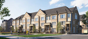 Hurry!!Towns from mid $300,s in Brampton. 1,2&3 beds,Only5% down