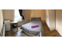 ensuite+fast wifi+garden for 1-2-3 people near station