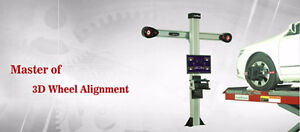 3D WHEEL ALIGNMENT SPECIAL STARTS @ $70