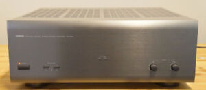 Yamaha MX-630 Stereo Power Amplifier - New Condition Rare Amp !
