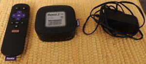 Roku 2 SX Streaming Video Player in 1080p direct from Internet