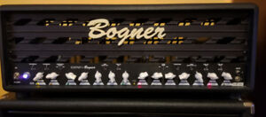 Mint Bogner Ecstasy 101B (EL34) 100 Watt Guitar Amp Head