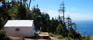 Got 10+ acres of land? Want to earn money from luxury campers?