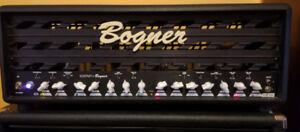 Mint Bogner Ecstasy 101B (EL34) 100 Watt Guitar Amp Head