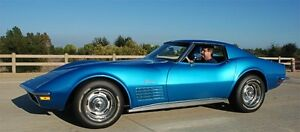 LOOKING FOR 1971 corvette