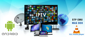 IPTV  5045 channels / chaines  PPV+VOD  84$/an-year