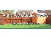 Landscaping and Fencing