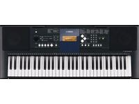 ALMOST NEW YAMAHA Keyboard PSR E-333