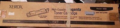 Phaser 6350 Magenta TONER R106R01145 **WILL NOT WORK FOR Phaser 6300** ()