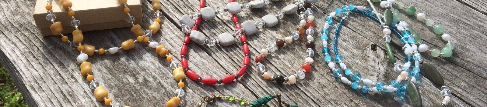 Handmade Beaded Jewelry By Cyndi