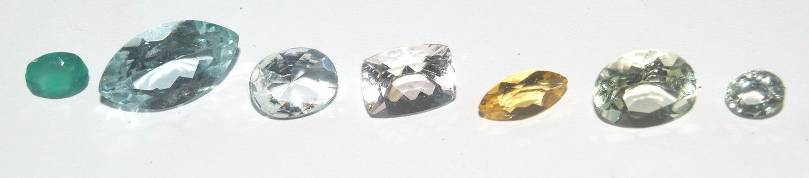 Gemstones Of All Types