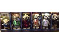 Meerkats x 6