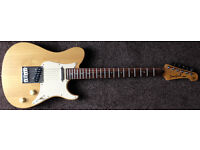 Yamaha Pacifica PAC 102s in Natural Satin (Telecaster Tele T-style)