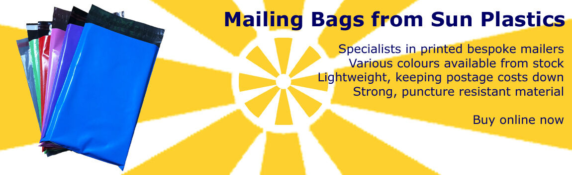 Sun Packaging - mailing bags & more