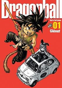 Dragon ball perfect édition volume 1 à 3