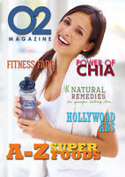 Health & Fitness Magazine- Looking for Divas Models