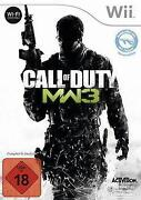 Wii Spiele Call of Duty