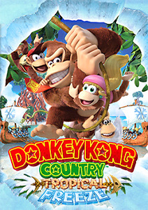 Donkey Kong Country Tropical Freeze for Wii U $25