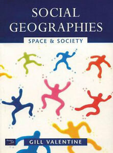 Social Geographies - Space & Society