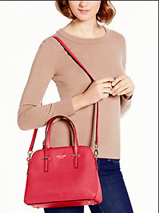 Kate Spade red Maise