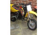50cc Quad and 50cc lem 300poundfor pair