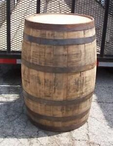 50G oak Whisky barrel Regina Regina Area image 1