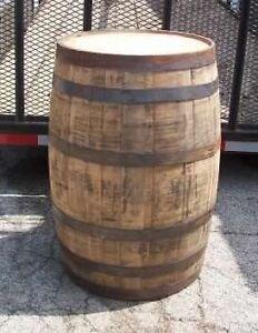 50G oak Whisky barrel Regina Regina Area image 1