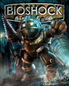 *Bioshock 1 for pc (dvd) in great condition*