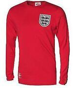 England 1966 World Cup Shirt