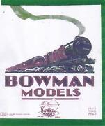 Bowman Steam