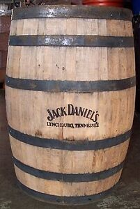 Original Jack Daniels branded oak whiskey barrels for sale! Peterborough Peterborough Area image 4