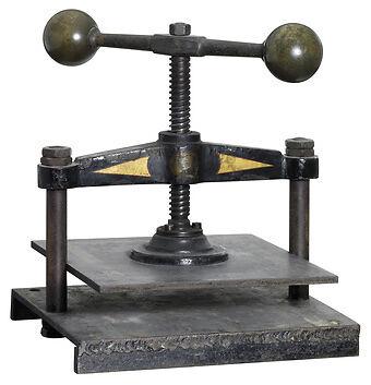 Tipps für den Kauf von ausgefallenen antiken Buchdrucker- und Buchbinderwerkzeugen