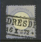 Germany Shield Stamps