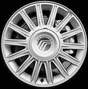 Mercury Grand Marquis Wheels