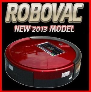 NEW 2013 Automatic Robotic Vacuum Cleaner Floor Sweeper Robot Cordless Mop