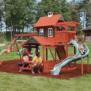 Looking for kids play structure