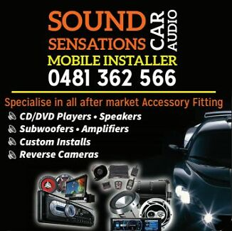 SoundSensations Car Audio Installations Moblie Installer Gold Coast Region Preview