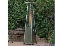 Athena Plus Gas Patio Heater & Free Weather Cover
