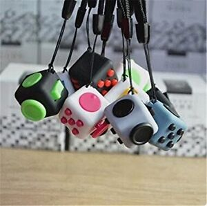 Fidget cube anti-anxiety stress relief focus adult kids toy Cranebrook Penrith Area Preview