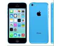 iPhone 5c unlocked in mint condition