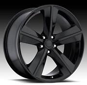 22 inch SRT8 Wheels