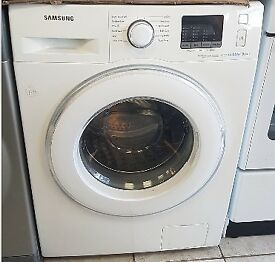 Samsung EcoBubble 8kg 1400spin White Washing Machine with 4 MONTHS WARRANTY