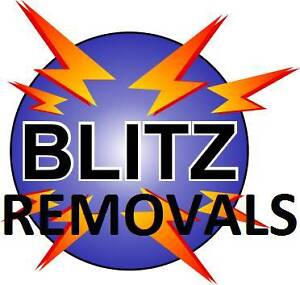 Blitz removalist, movers, removal, moving house Hills, Rouse Hill Rouse Hill The Hills District Preview