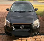 2011 Holden Barina TK series MY11 Caboolture South Caboolture Area Preview
