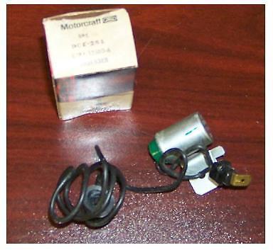 1971-73 Mercury Capri Distributor Condenser