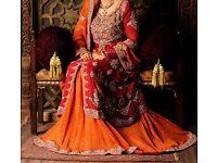 Pakistani / Asian wedding dress